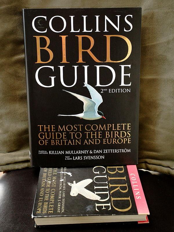 Collins Bird Guide Best Buy