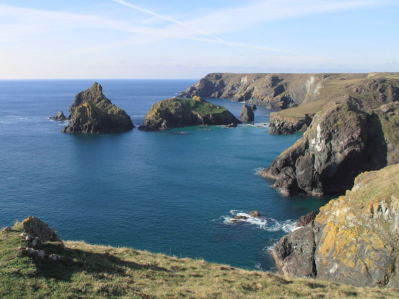 Kynance Cove, The Lizard, Cornwall