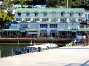 Bertha's Restaurant Simon's Town Cape Peninsular South Africa © Claire Ogden