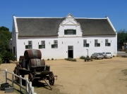 Groote Post winery, Darling Hills, South Africa