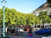 Simon's Town car park