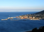 Simon's Town historic navel port on the Cape Peninsula, South Africa