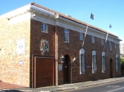 Simon's Town police station, Cape Peninsula, South Africa