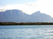 Strandfontein, near Cape town, South Africa