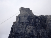 Table Mountain lift Cape Town South Africa