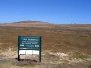 Tinie Versfeld Wild Flower Reserve on the Darling Farmlands, South Africa